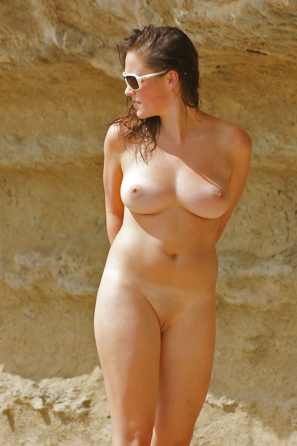 Thesandfly hot nude beach action 9